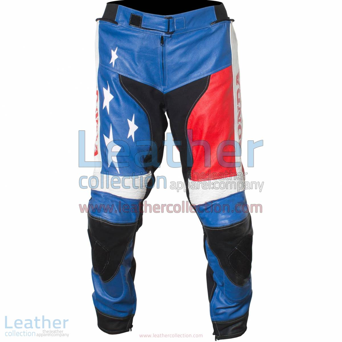 American Honda Moto2 Moriwaki MD600 Leather Pants | leather pants