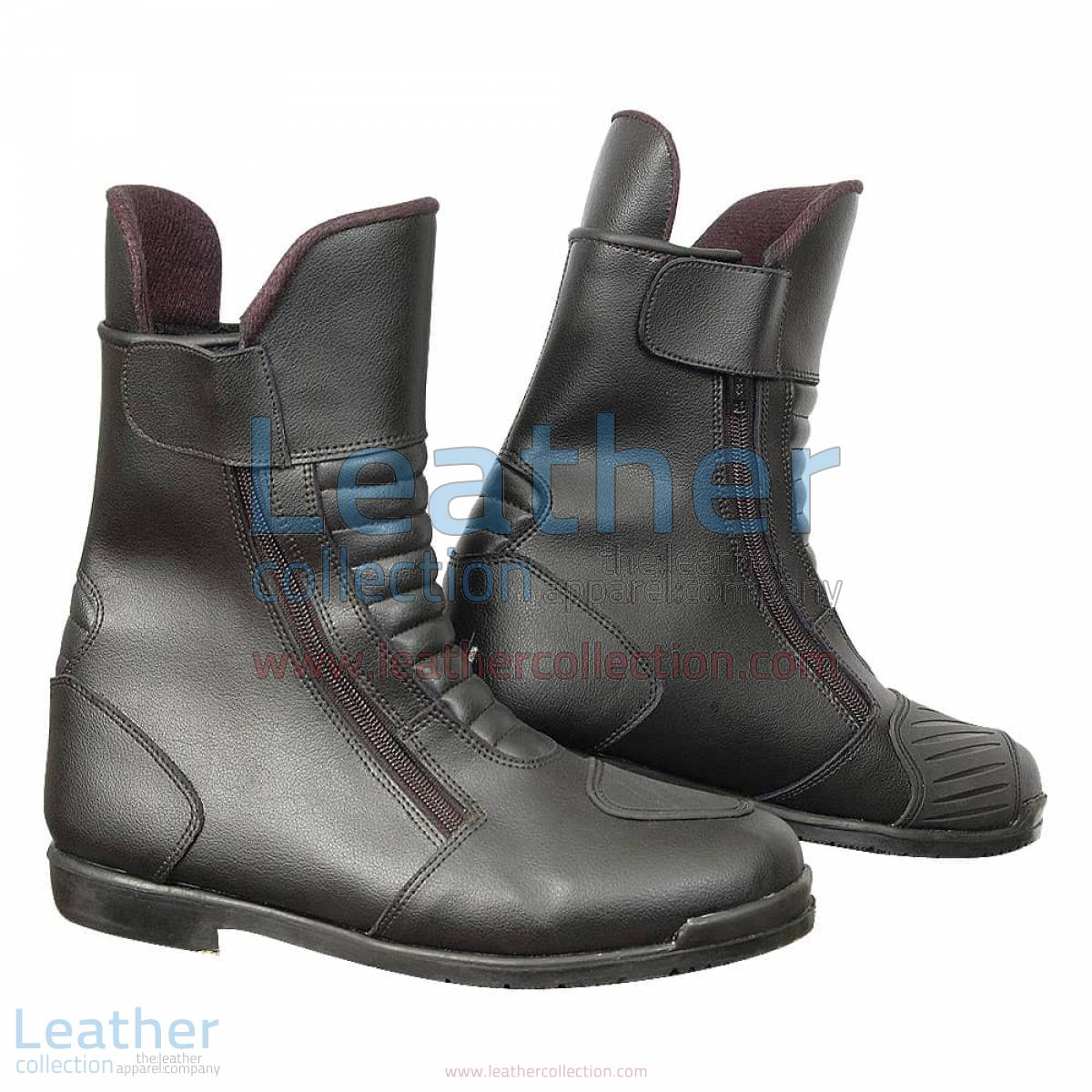 Heritage Black Motorcycle Boots | black motorcycle boots