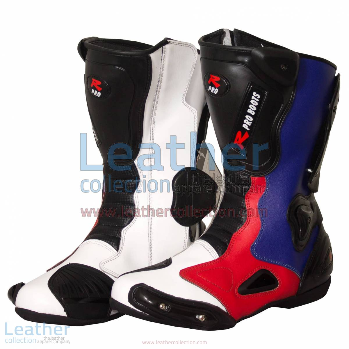 Leon Haslam BMW Motorcycle Boots | BMW Motorcycle boots