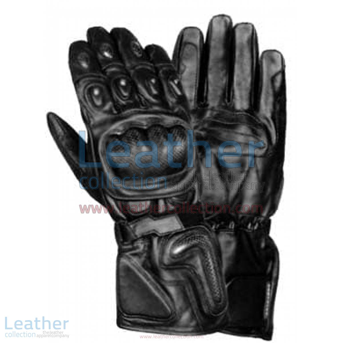 Silverstone Motorbike Riding Gloves | motorcycle riding gloves