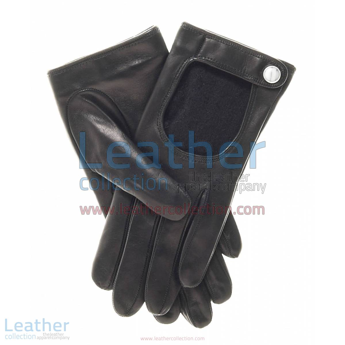 Winter Cashmere Wool Lined Driving Gloves | lined driving gloves