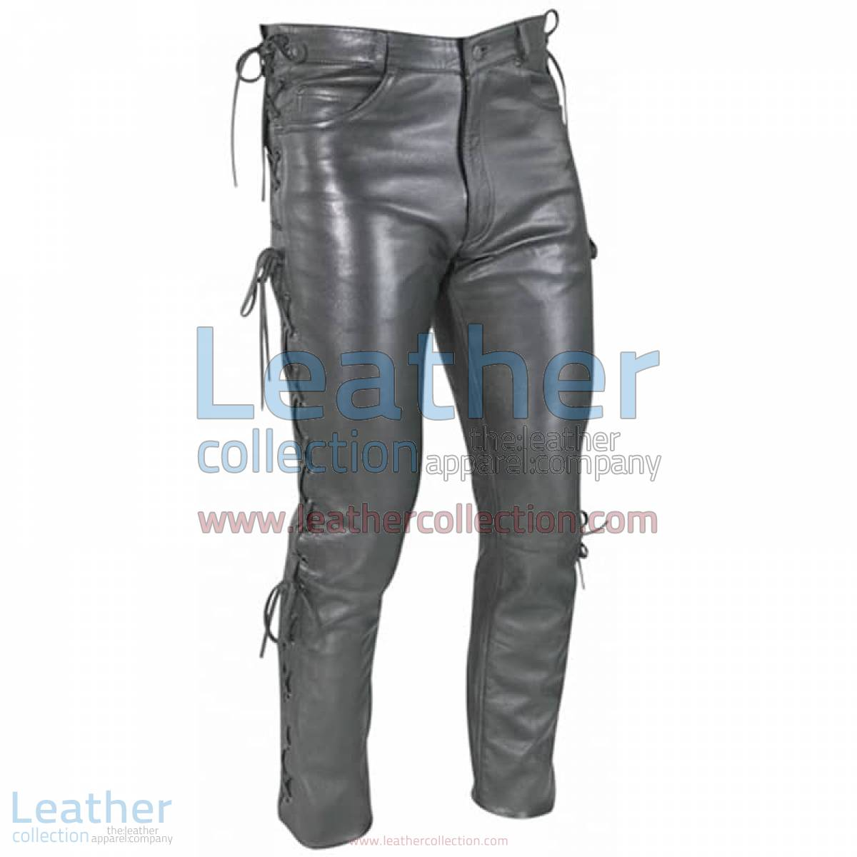 Women Leather Lace Pants | lace pants