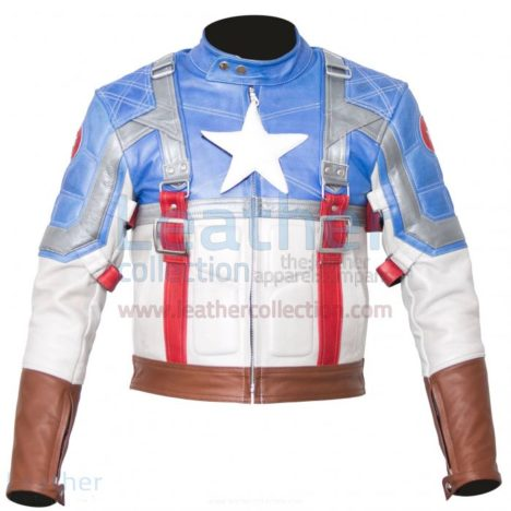Custom made leather race suits
